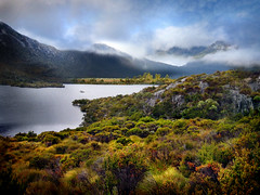Tasmania (Rick Elkins) Tags: mist lake mountains bravo searchthebest tasmania blueribbonwinner supershot mywinners abigfave flickrgold anawesomeshot colorphotoaward aplusphoto superbmasterpiece goldenphotographer diamondclassphotographer bloggedbyabigfave excellentphotographerawards flickrelite rickelkins