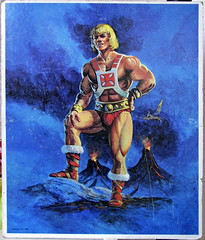 He-Man Tray Puzzle (Back) (sciencensorcery) Tags: toys puzzle 80s eighties heman mastersoftheuniverse