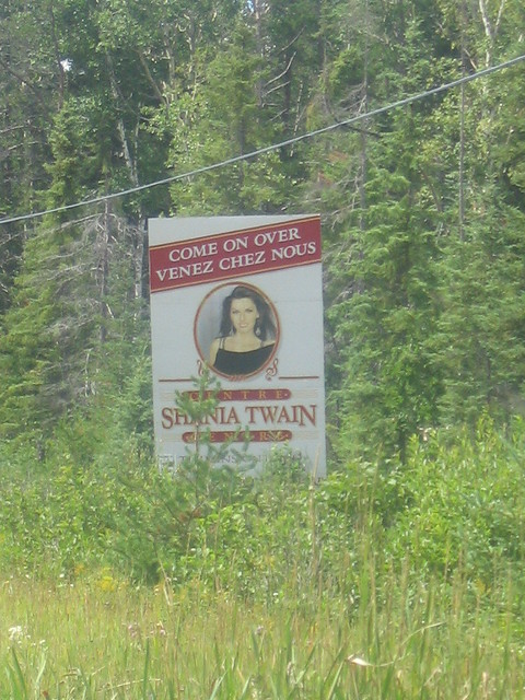 Shania Twain Home Town Timmins Ontario 2 by thegatico692004