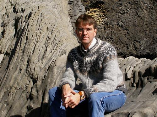 Lopapeysa - Icelandic wool sweater