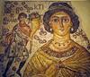 Byzantine floor mosaic (ggnyc) Tags: nyc newyorkcity museum floor manhattan mosaic met byzantine metropolitanmuseumofart cornucopia byzantium tesserae ktisis