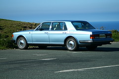 Roller (harry.1967) Tags: uk wales britain rollsroyce gb greatorme silverspur andrewlee sooc canon400d focusman5 harry1967