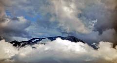Matskja -|- Local summit (erlingsi) Tags: skyscape landscapes nuvole wolken oc paysage volda skyer fjelltopp erlingsi erlingsivertsen tvformat isawyoufirst matskja