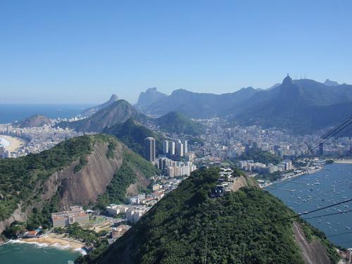 Rio (Copacabana and Botafogo)