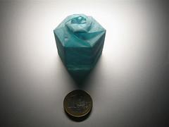 fragile box (deep_tone) Tags: origami box tomokofuse