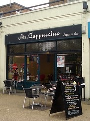 Picture of Mr Cappuccino, SE16 4RT