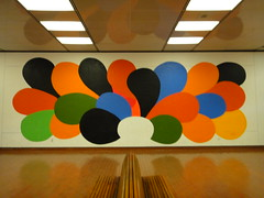 DSC00052 (hellothomas) Tags: color reflection painting mural markadams