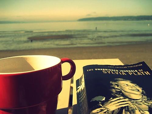 syliva loves the seaside