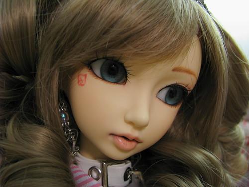 Aryanna white x pink 039