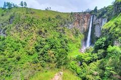 Lake Toba HDR D3 027 - Sipiso-Piso ( .  . ) Tags: indonesia hdr laketoba volcaniclake sumantra