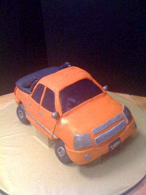 truck pickuptruck chevyavalanche graduationcake