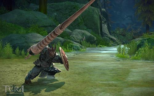 Screenshots of the Week 5: Defending Lancer