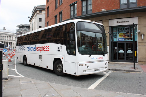 National Express Volvo Plaxton Paragon
