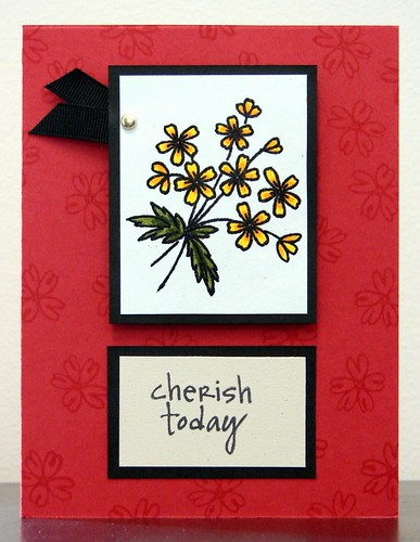 Cherish Today Card