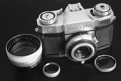 Contaflex prima (Rodrigobt) Tags: camera zeiss camara contaflex proxar pantar rodrigobravo