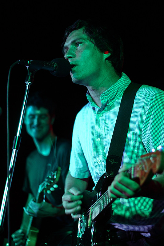 The Soft Pack—June 17 @ The Silver Dollar Room (NXNE 2010)