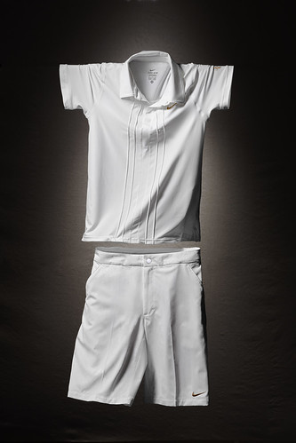 2010 Wimbledon: Roger Federer Nike outfit