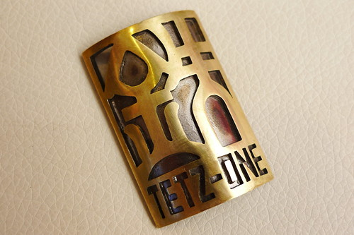 TETZ-ONE Head Badge Final