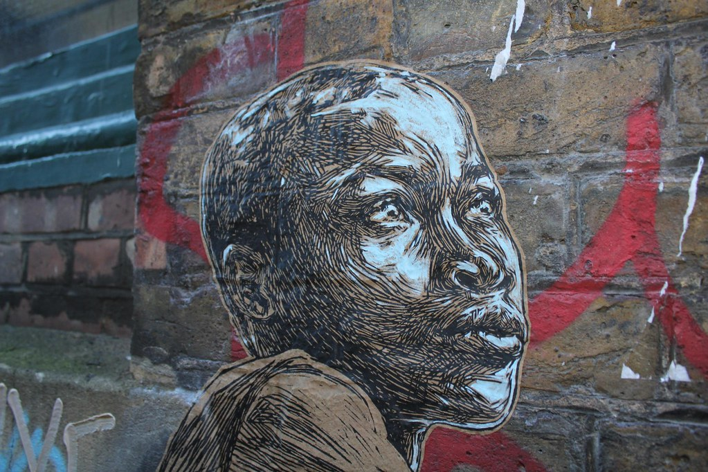 The latest street art in London with Swoon, Alice, C215 ...