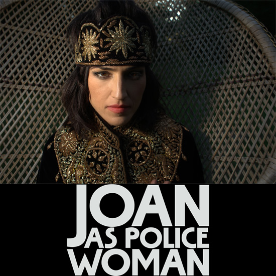 Joan As Police Woman