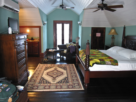 Mahogany Hall Resort, Belize