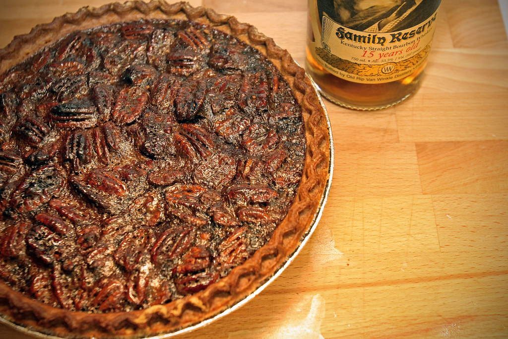 Southern Kitchen – Bourbon Pecan Pie | The Hungry Southerner
