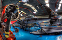 Moi aussi j'vais vite! {EXPLORED - FP} ( David.Keochkerian ) Tags: museum plane nikon aircraft aviation muse hdr avion aeronautic aeronautique photomatix