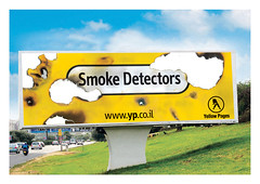 Y&R Billboard - Smoke Detectors