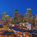 The Blue Hour on the other Side of Downtown Montreal II HDR* by David Giral | davidgiralphoto.com