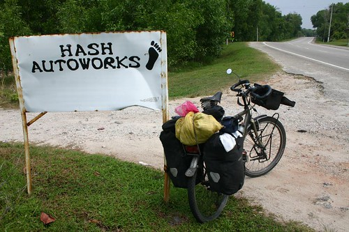 Would you ever bring your car here...Hash Autoworks?