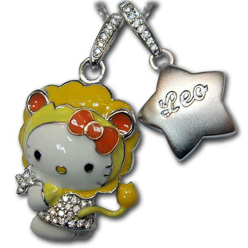 Kimora Lee Simmons Hello Kitty Leo