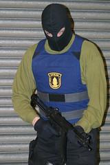 Spetsnaz (swatman67) Tags: hk gun russia rifle weapon skimask russian balaclava 9mm carbine specialforces hecklerkoch bulletproofvest spetsnaz