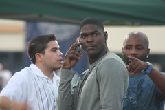 Keyshawn Johnson - First thoughts about