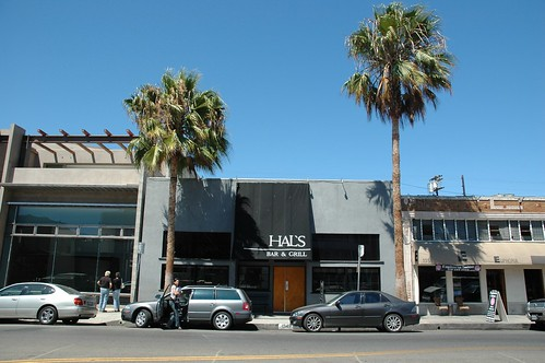 Hal's, Abbott Kinney Blvd. Venice Beach California