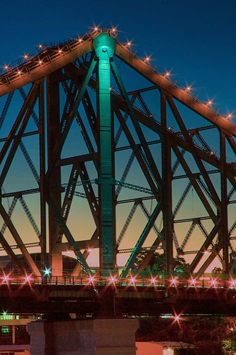 Story Bridge Lights