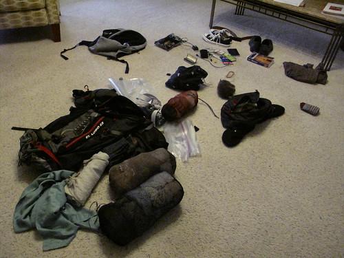Frantic Packing!