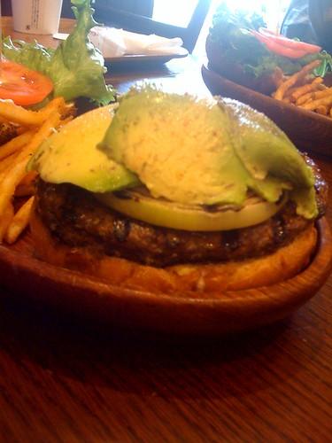 hamburguesa KUA-AINA   III
