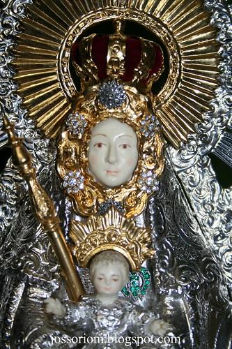 Virgen del Valle de Ecija, 2010