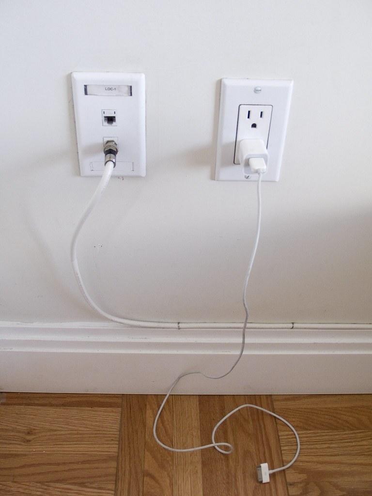 new wall plugs