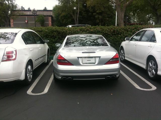 Steve Jobs' AMG-Mercedes