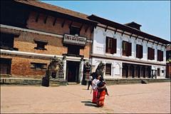 Nepal II - 030 (Katarina 2353) Tags: life trip travel nepal people film tourism photography nikon asia image katarinastefanovic katarina2353