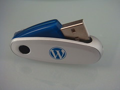 Wordpress 4GB USB Stick