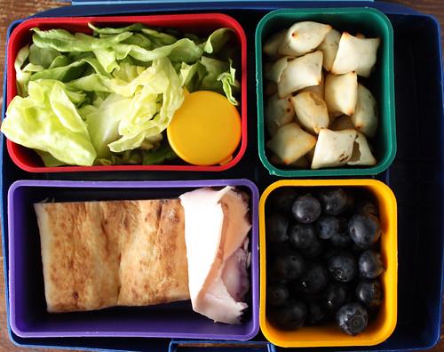 Kindergarten Bento #335: June 9, 2010