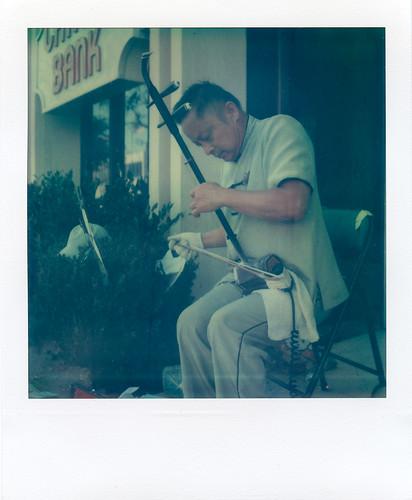 Chinatown Street Musician