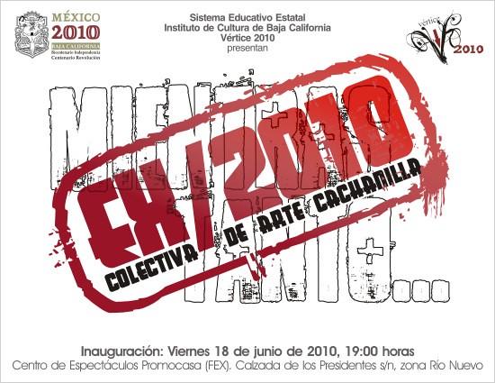 Colectiva de Arte Cachanilla en FEX