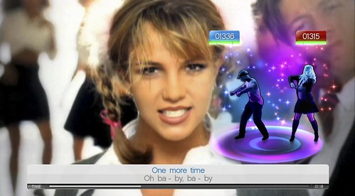 Britney Spears - Hit Me Baby One More Time (SingStore Update)