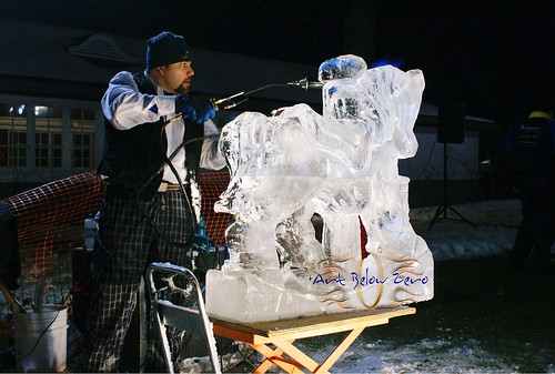 Max Ice Sculpting Demo