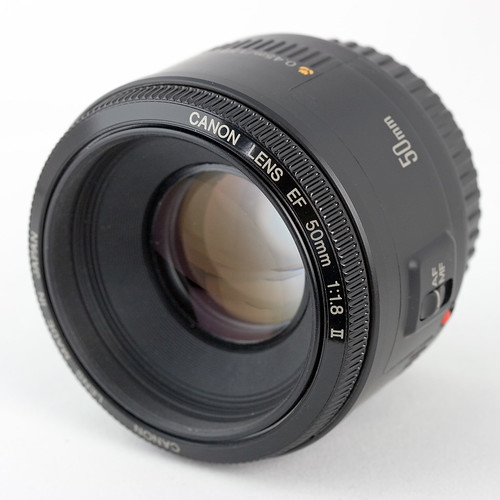Canon EF 50mm f1.8 II - The Nifty Fifty