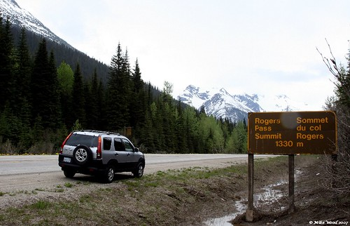 CRV Rogers Pass 2