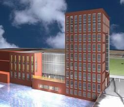 Nieuwbouw IJburg voor conservatoriumstudenten